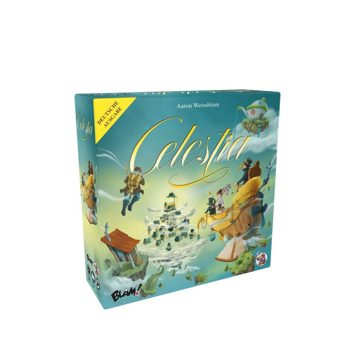 Heidelberger HE814 - Celestia, Spiele und Puzzles