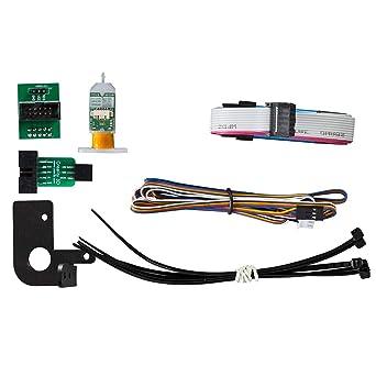 Amazon com: Petforu BLTouch Auto Bed Leveling Sensor Kit for