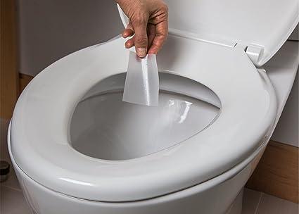 Subtle Bowl: toilet odor tamers stop poop smell, 20 pcs