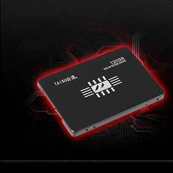 MeterMall SSD 60GB / 120GB / 240GB Disco de Disco de Disco Duro de ...