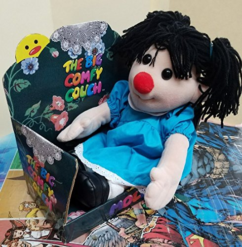 The Big Comfy Couch Molly Plush Doll 1995 16