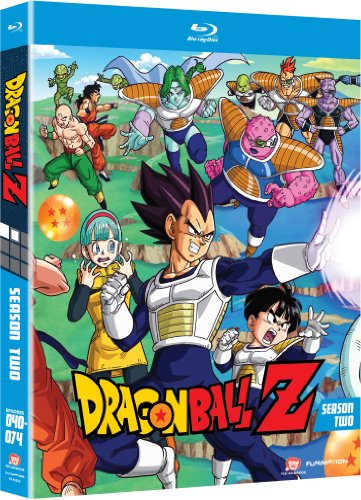 Dragon Ball Z: Season 2 [Blu-ray] (Dragon Ball Z Blueray)