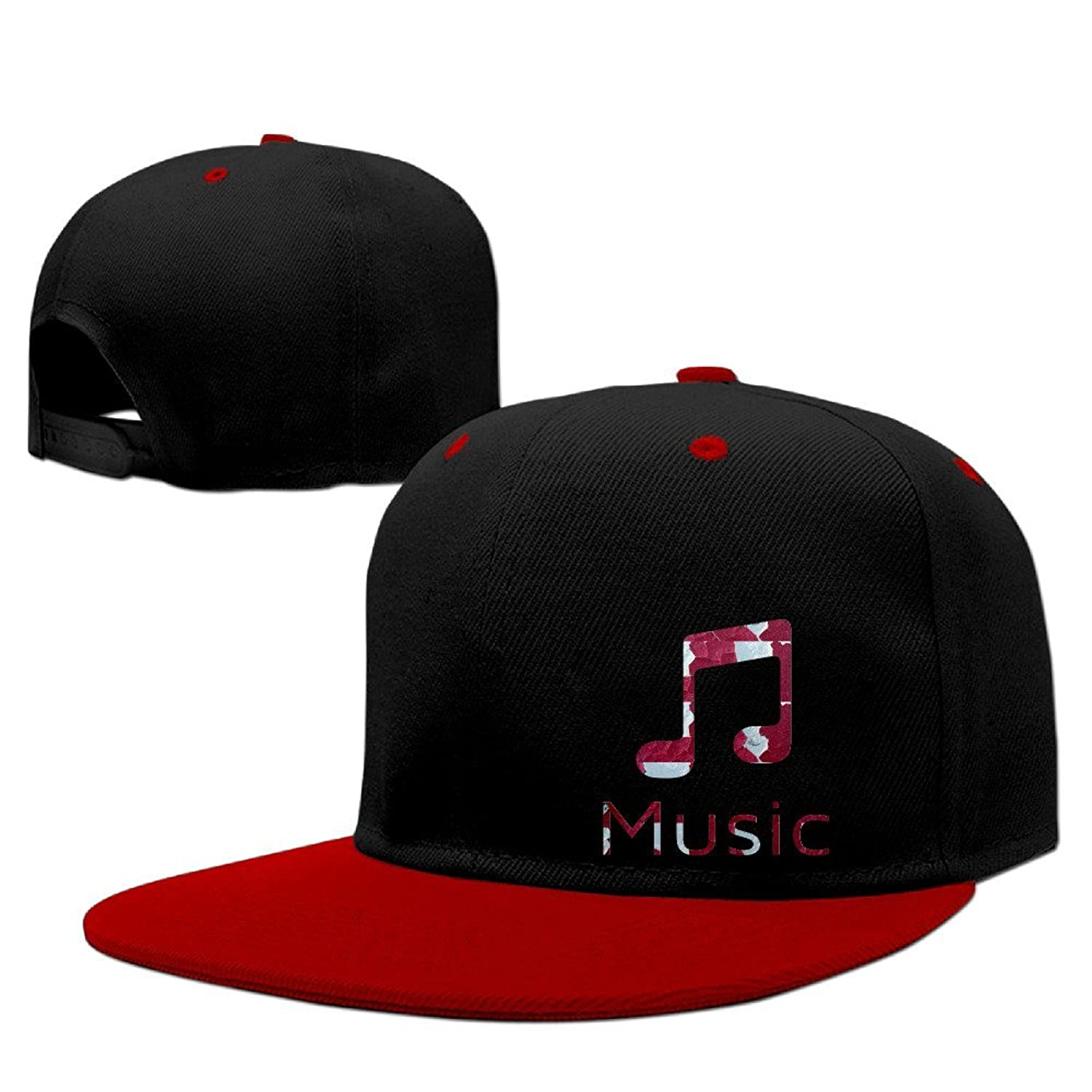 HIITOOP Let's Music Baseball Cap Hip-Hop Style