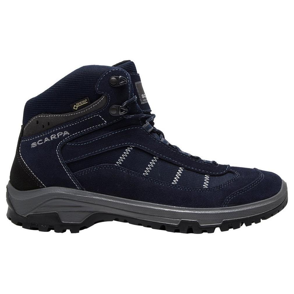 Scarpa Bora Gore-Tex Women's Walking Boots, Navy, EU41