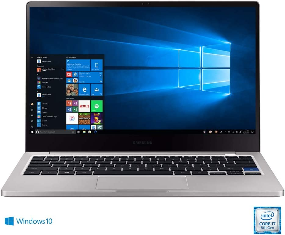 "Samsung Notebook 7 13.3"" (8GB RAM/256GB SSD)"