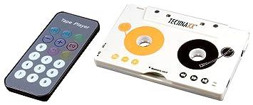deab7bdbc5d7d4 Technaxx DT-02 Kassettenadapter (kabelloser MP3-Player