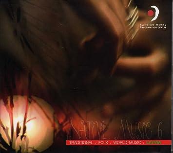 Laima Jansone, Folkvakars, Vetras Saites, Krampis - Native Music 6 - Traditional / Folk / World-Music / Latvia - Amazon.com Music