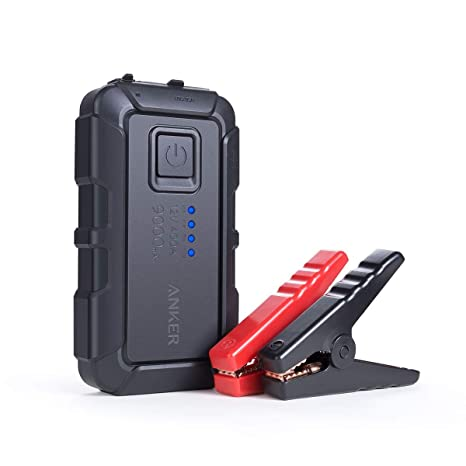 Amazon.com: Roav Jump Starter, 400 A pico 12 V 9000 mAh ...