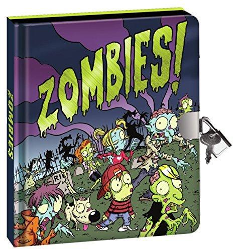 Peaceable Kingdom 'Zombies!' Foil Cover 6.25