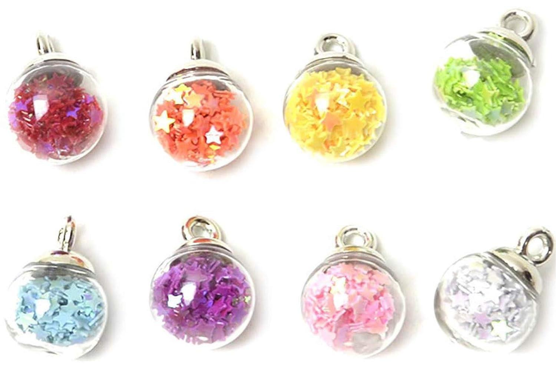 Jesse James DIUBTN3-10526 Dress It Up Embellishments-Rainbow Mini Bubbles,
