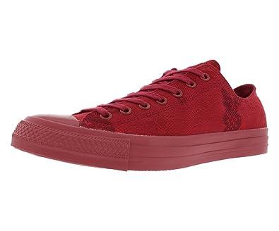 Converse Chuck Taylor All Star Ox Camo Jaquard Shoes Size Men's 8/Women's 10