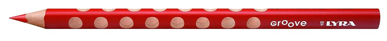 グルーヴ 単色 赤 12本入り B004BKSC4G