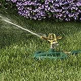Melnor Metal Pulsating Sprinkler