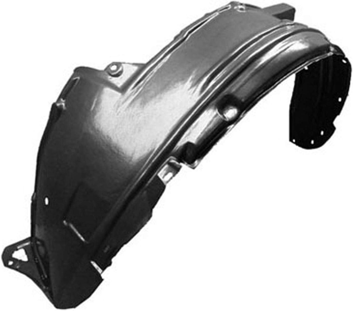 HONDA OEM 07-09 CR-V-Front Fender Liner Splash Shield Left 74150SXSA00