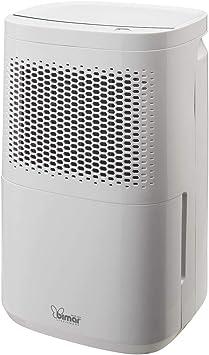Bimar Deshumidificador DEU315 Capacidad 12L/24h, Compresor con ...