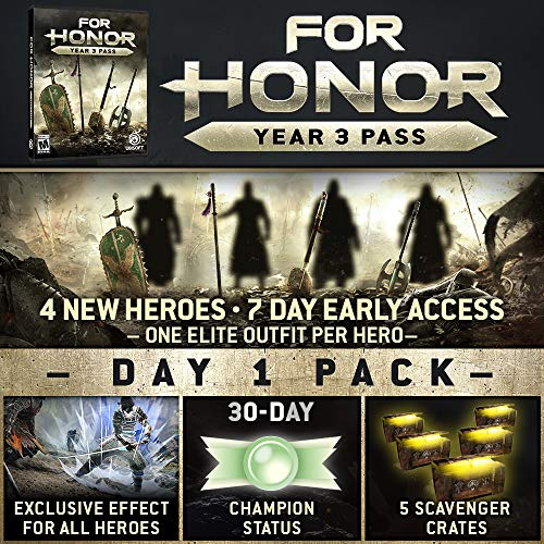 For Honor Codes Ps4 2019