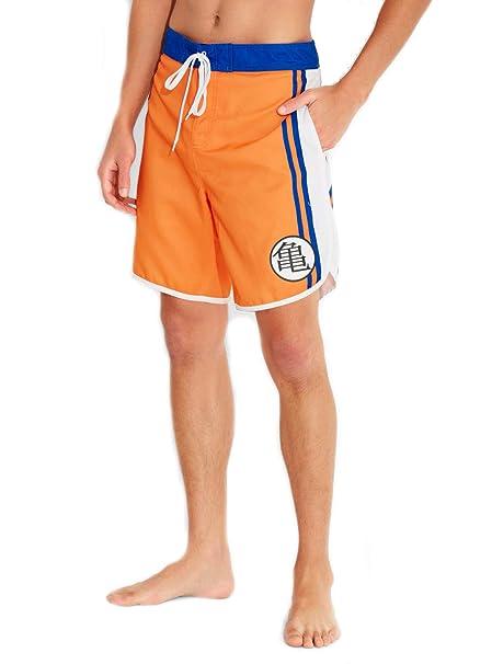Amazon.com: Dragon Ball Z Goku - Bañador para cosplay: Clothing