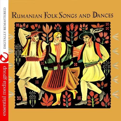 Rumanian Folk Songs And Dances (Digitally Remastered) - Rumanian Dances