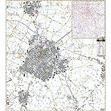 Lexington & Fayette Co, KY Wall Map
