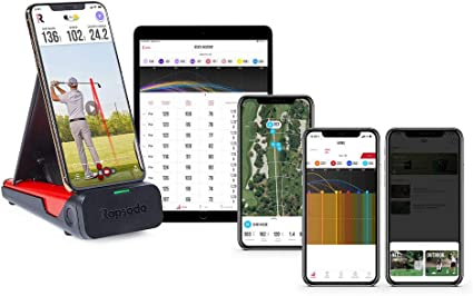 Rapsodo – Best Outdoor Golf Launch Monitor