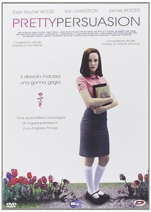 Pretty_Persuasion [Italia] [DVD]: Amazon.es: Selma Blair, Ron ...