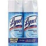 Lysol Disinfectant Spray, Crisp Linen, 25oz