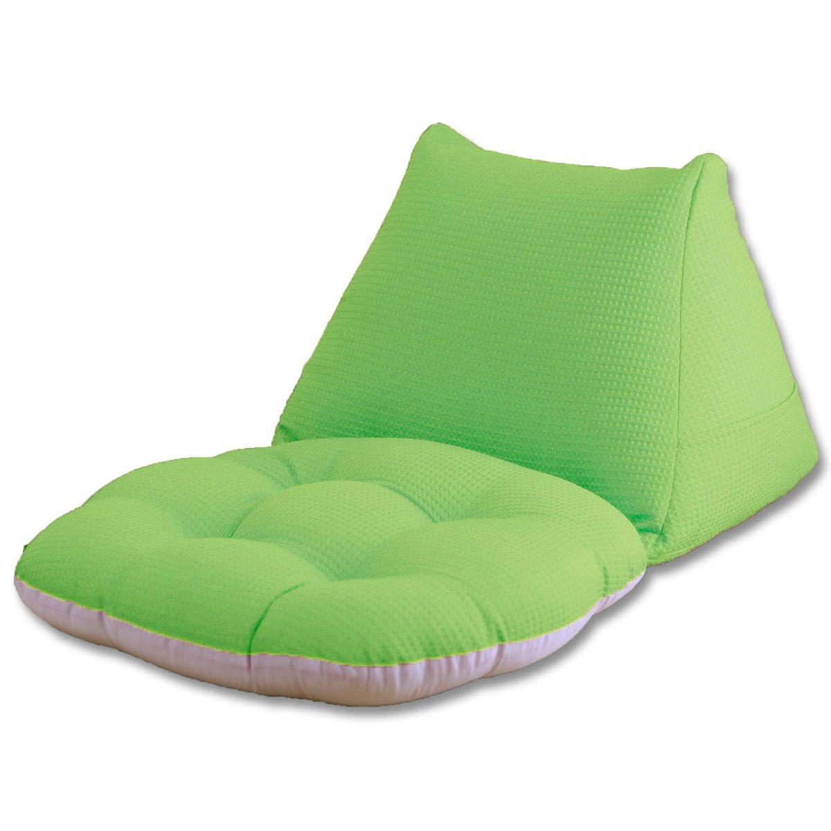 ビーズクッション シート付 BIG こたつ 座卓用 (グリーン) B079GP1YZM グリーン グリーン