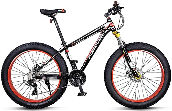 Bicicleta Montaña Bicicletas montaña 26 Pulgadas 27 velocidades, MTB para Hombre, Mujer, con Asiento Ajustable, Frenos de Doble Disco, Rueda de Radios: Amazon.es: Hogar