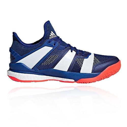 new product 9b73e b7922 Adidas Stabil X, Zapatillas de Balonmano para Hombre  Amazon.es  Zapatos y  complementos