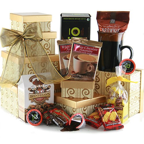 K-Cup Madness - K-Cup Coffee Gift Basket