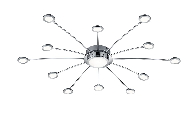 10X 3W LED Spot Einbauleuchte Dimmbar Wohnzimmer Deckenleuchte Einbau Strahler