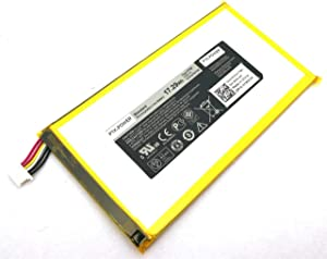 PTK-POWER 17.29Wh Type: P708 Battery Replacement for Dell Venue 7 3740 Venue 8 3840 Tablet Batteries