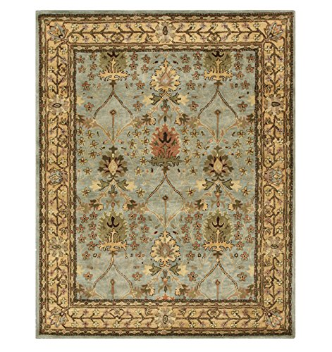 9 X 12 Nourison Nourmak Hand Knotted 100 Wool Persian: Amazon.com: EORC OT31BL9X12 Hand Tufted Wool Morris Rug, 8