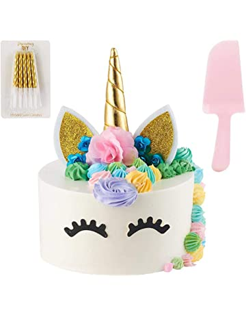 Amazon Cake Cupcake Toppers Grocery Gourmet Food