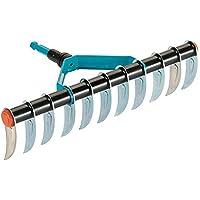 GARDENA combisystem verticuteerhark: Verticuteerhark met 35 cm werkbreedte, ideale tuinaccessoire voor het verwijderen…