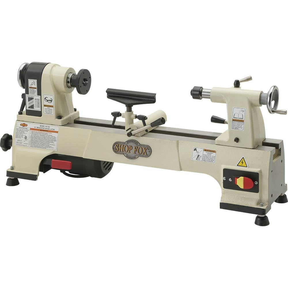 Delta Industrial 46-460 12-1/2-Inch Variable-Speed Midi Lathe Review
