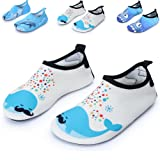 Amazon Price History for:JIASUQI Kids Summer Outdoor Water Shoes Aqua Socks For Beach Swim Surf Yoga Exercise