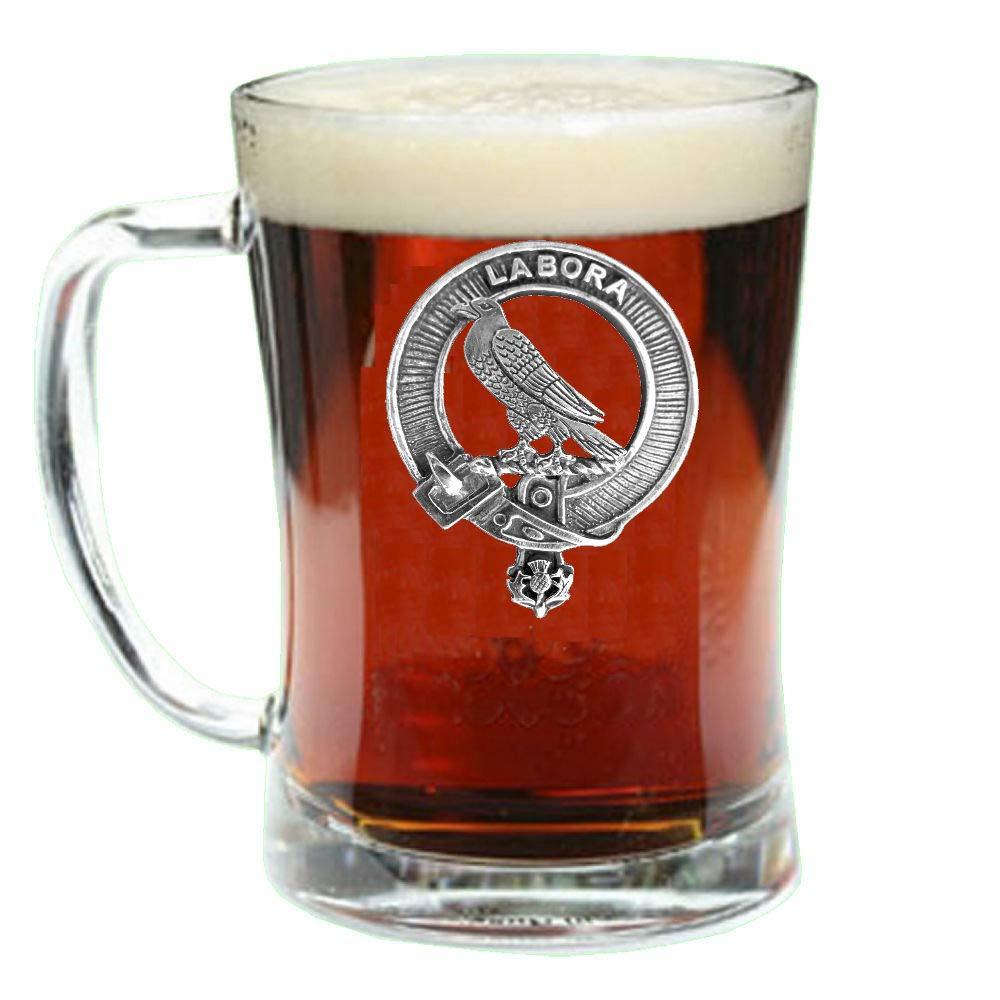 Mackie Scottish Clan Crest Lapel Pin Badge