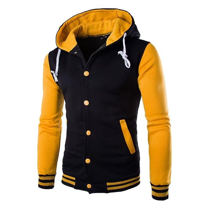 ZBSPORT Chaqueta de Beisbol Ecosmart Baloncesto Hoodie para Hombre Mujer  Cosy Sport Outwear Sweatshirt 8 Colores 2689953cfd2