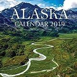 Alaska Calendar 2019: 16 Month Calendar