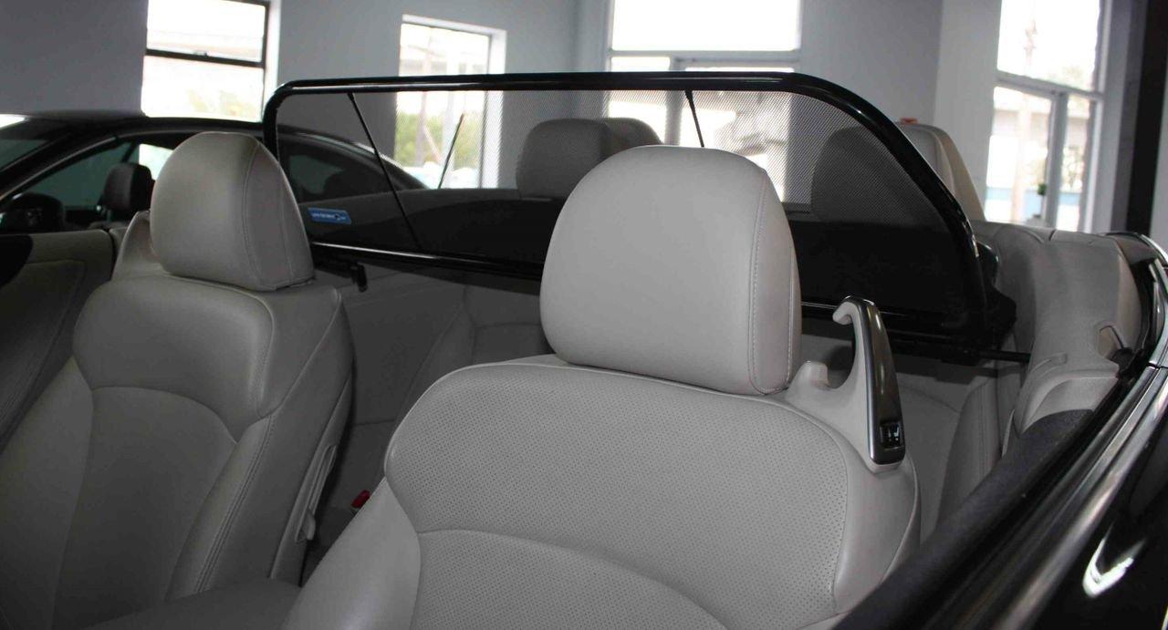 2009-2013 Lexus IS250 IS350 Convertible Wind Deflector