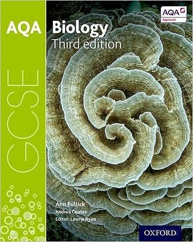 Book AQA GCSE Biology Student Book (Third Edition)