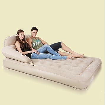 Air Sofa Queen Size colchón Inflable. Lo Mejor para Uso en ...