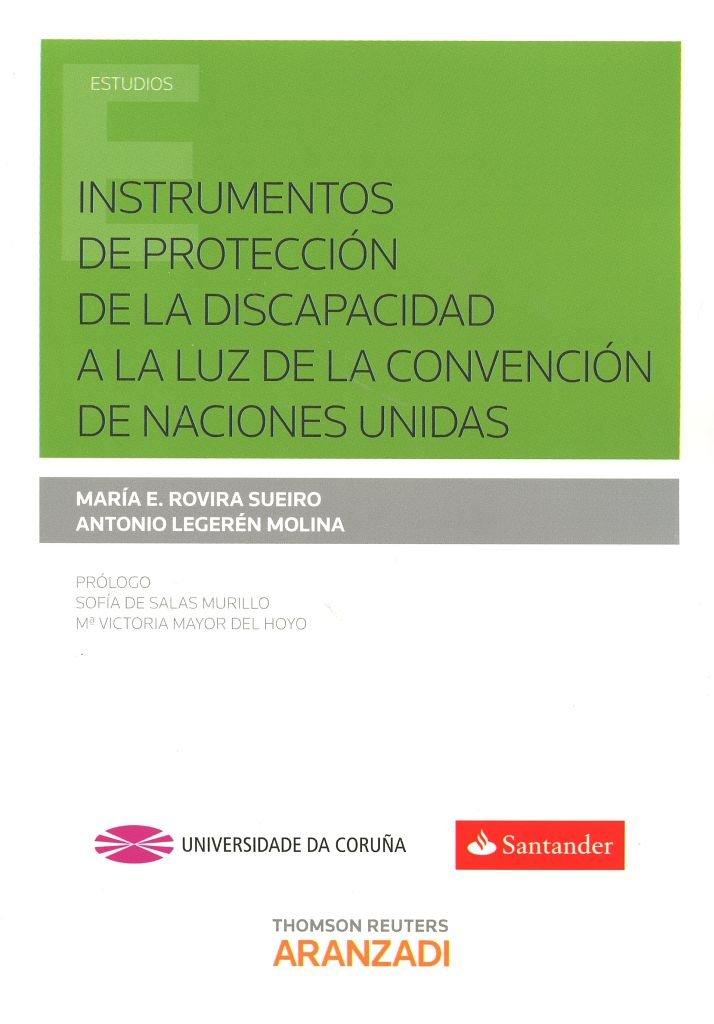 Instrumentos de protección de la discapacidad a la luz de la ...