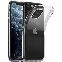 opamoo Coque iPhone 11 Pro, Souple Coque iPhone 11 Pro, Silicone Coque Ultra Mince Housse Étui 11 Pro Anti-Rayures Absorption de Choc Bumper Housse pour iPhone 11 Pro Case Cover 5,8 Pouces