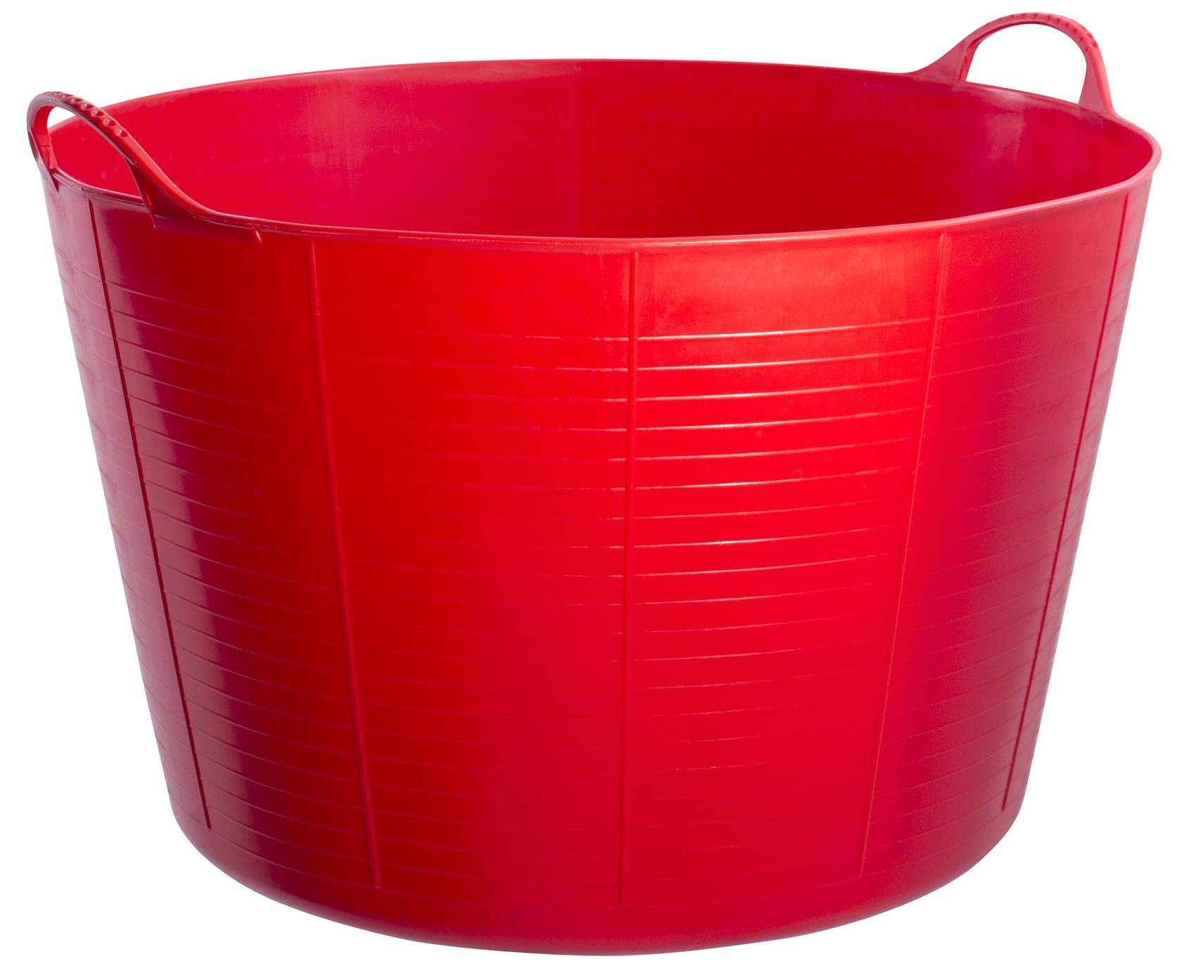 TubTrugs SP75R X-Large Red Flex Tub,75 Liter by Tubtrugs