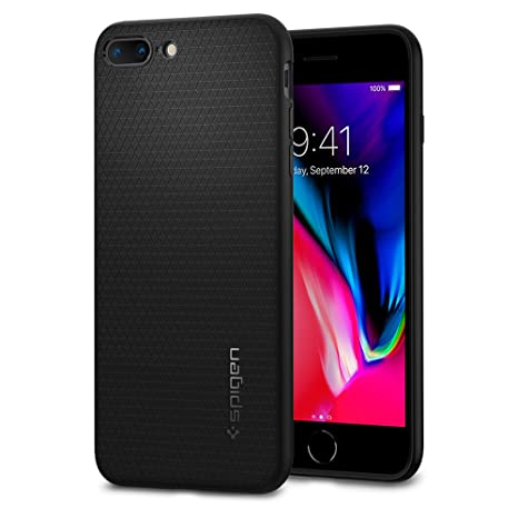 cover iphone 7 plus spigen custodia liquid armor