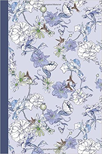 journal dream garden purple 6x9 lined journal writing journal with blank lined pages