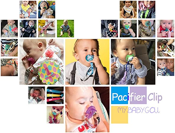 BPA Free Angzhili 2 Pack Pacifier Case,Pacifier Holder Pacifier Box for Travel