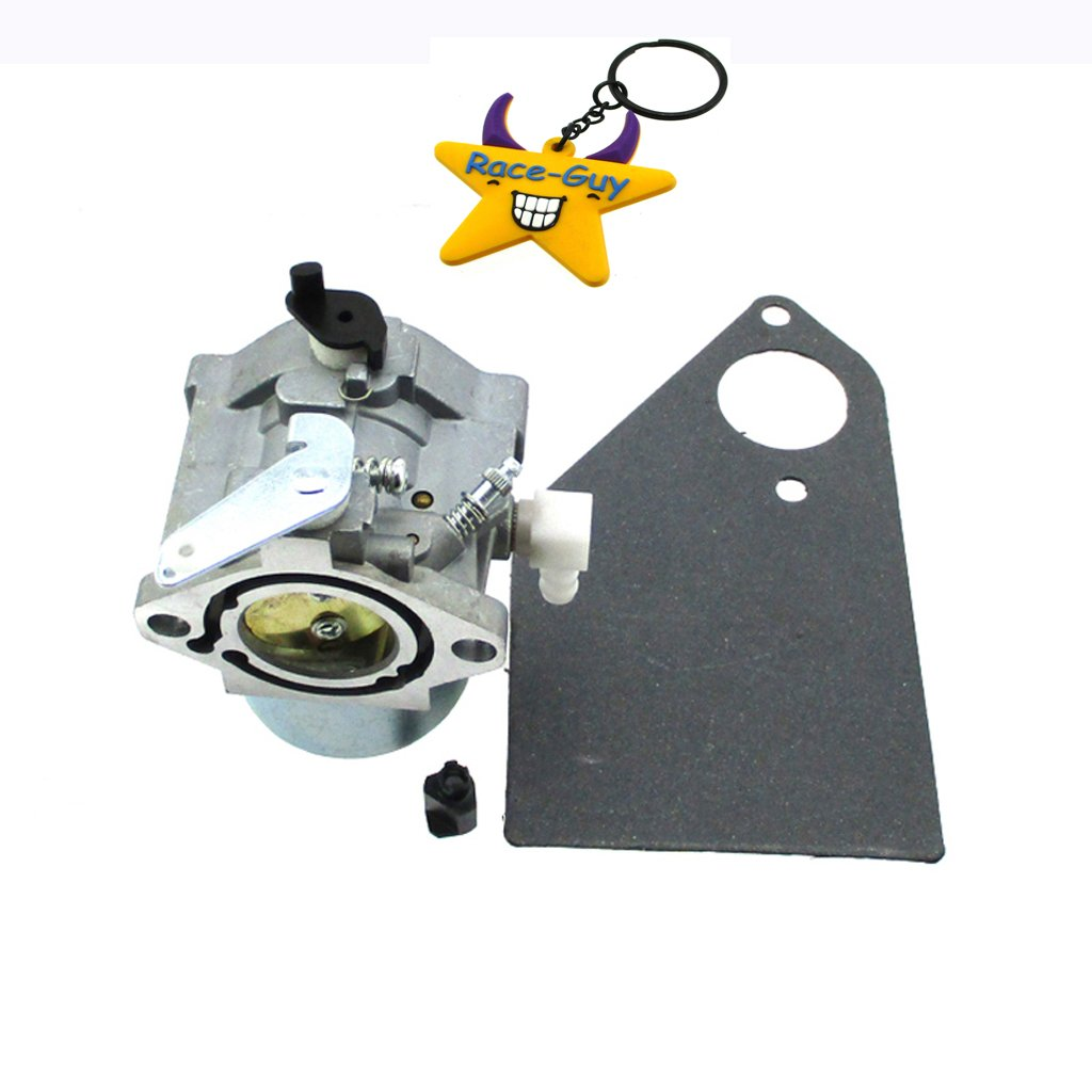Race-Guy High Performance Aftermarket Carburetor Carb For Briggs & Stratton Carb 499029 497164 497844 690115 690111 690117